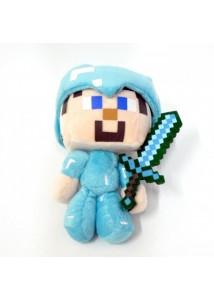 Стив 16 см мягкая игрушка из Майнкрафт