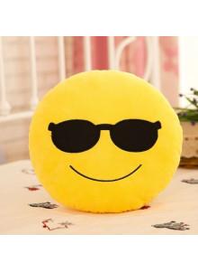 Подушка-смайлик Emoji КРУТОЙ 30 см