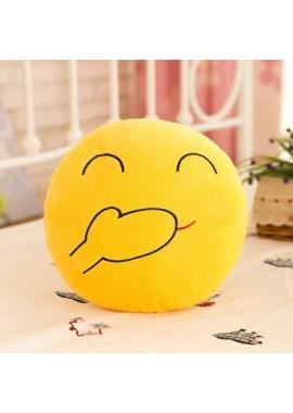 Подушка-смайлик Emogi Хи-Хи 30 см