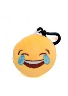 Брелок-смайлик Emoji СМЕХ ДО СЛЕЗ 5 см