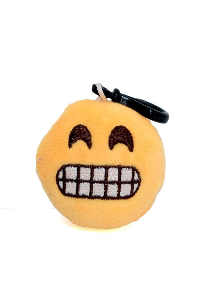 Брелок-смайлик Emoji  ОСКАЛ 5 см