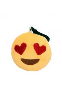 Брелок-смайлик Emoji ЛЮБЛЮ 5 см