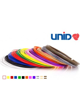Набор ABS пластика для 3D ручек 12 цв. по 10 м.