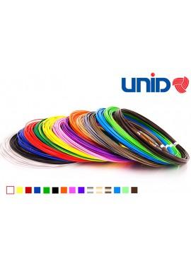 Набор ABS пластика для 3D ручек 15 цв. по 10 м.