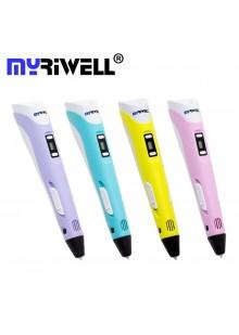 3D ручка 2 поколения MyRiwell (RP100B) Оригинал