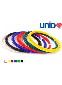 Набор PLA пластика для 3D ручек 6 цв. по 10 м.
