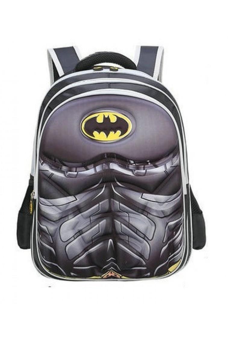 Рюкзак Бэтмен школьный 3D 46 см