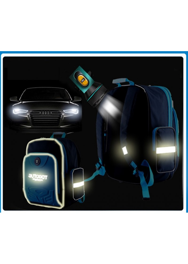 Рюкзак Трансформеры Прайм Автоботы (темно-синий)