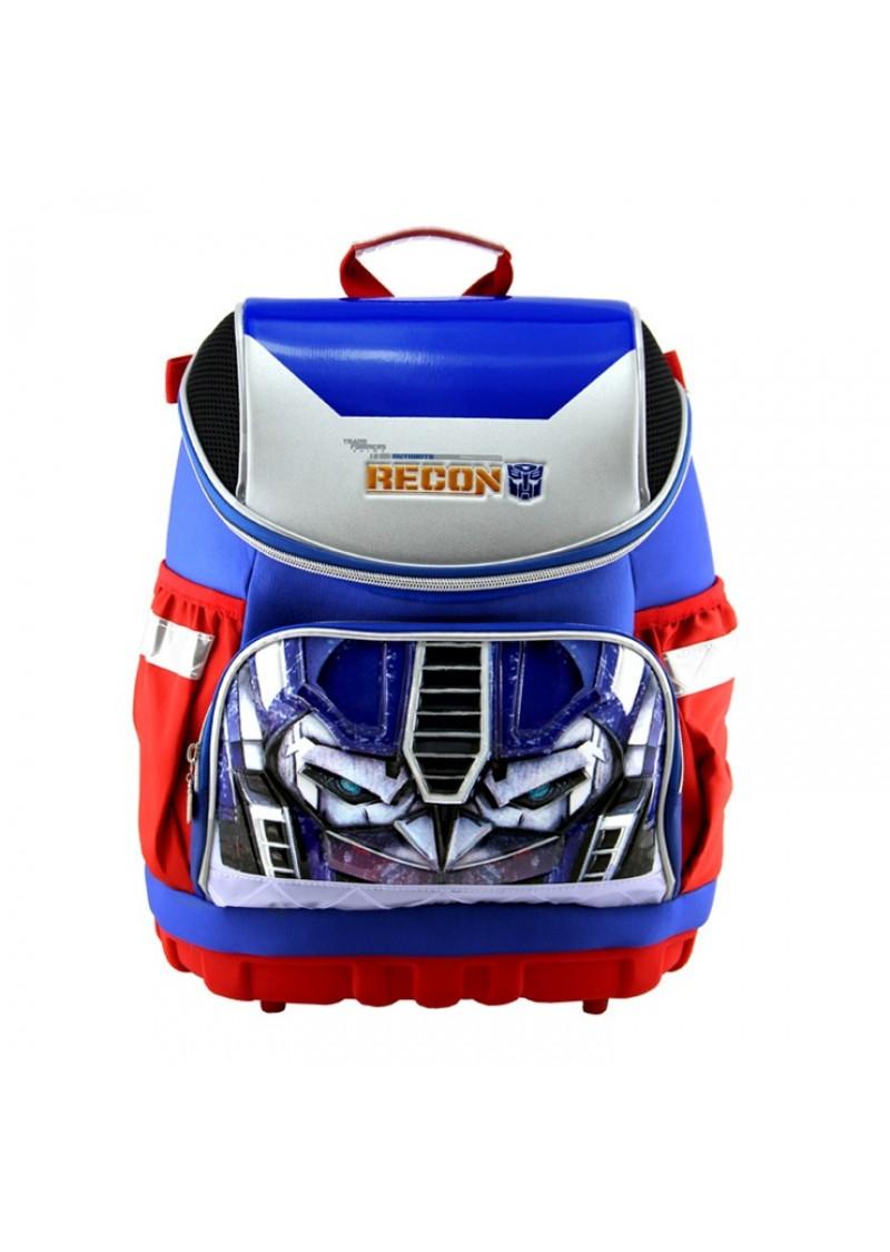 Ранец школьный 1-4 класс Трансформеры-автоботы Оптимус Прайм