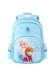 Рюкзак Холодное Сердце Эльза и Анна (голубой)
