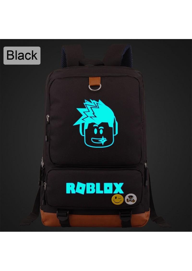 Рюкзак Roblox светящийся Черный