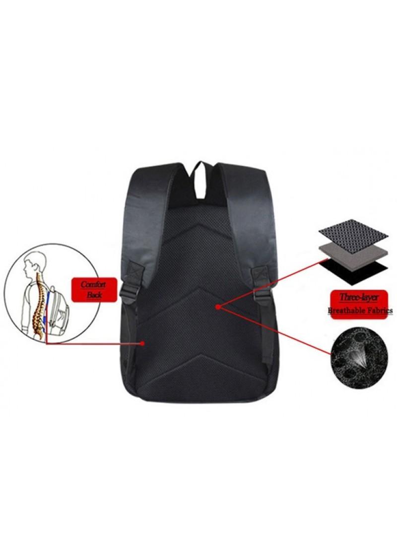 Рюкзак городской Леди Баг 33 см