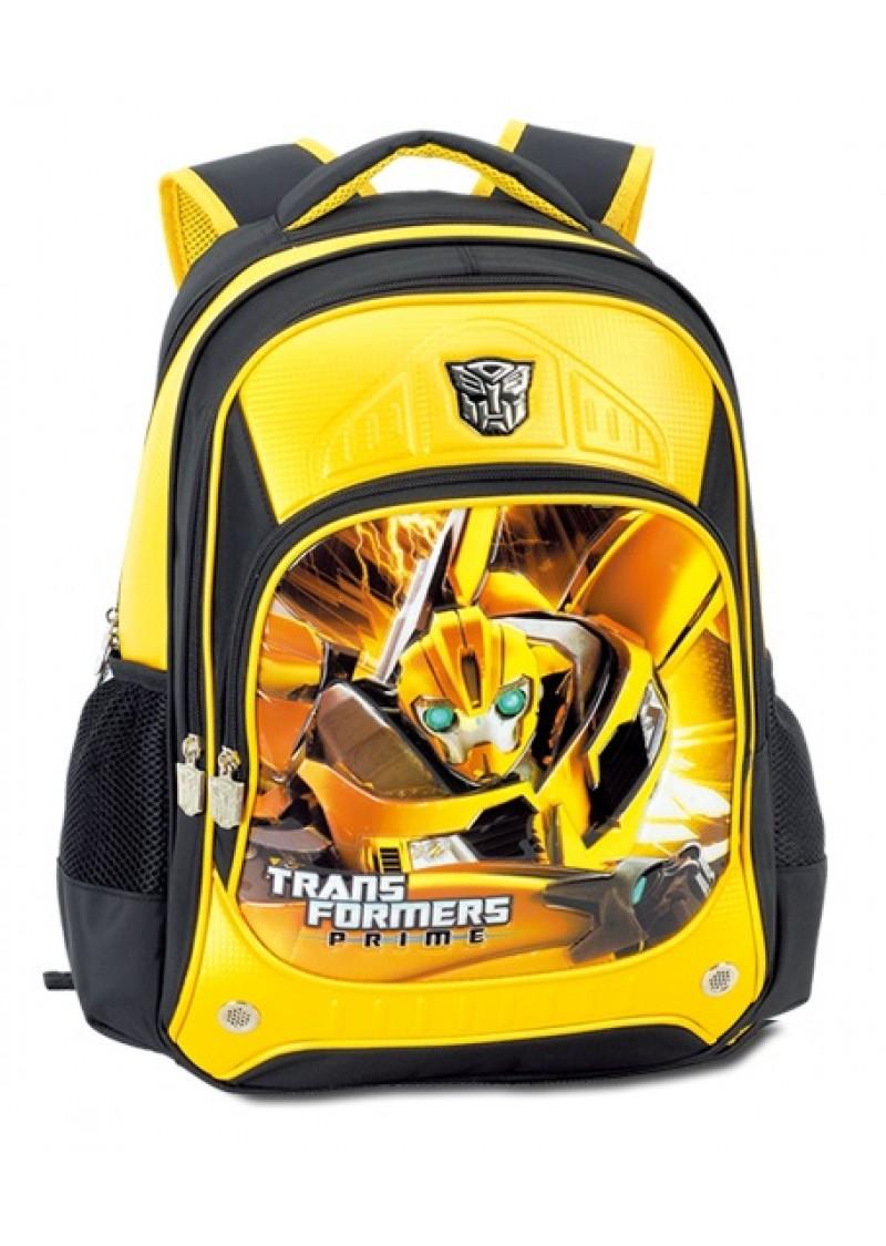 Рюкзак Трансформеры Прайм Бамблби 42 см (желтый) B0007B