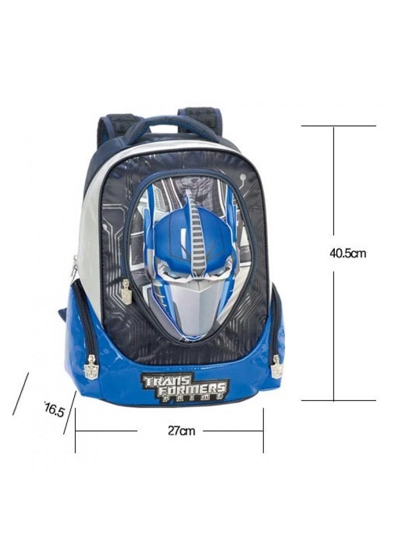 Рюкзак Трансформер Оптимус Прайм трехмерный B0008A