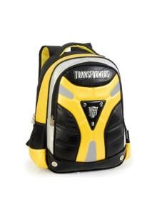 Рюкзак школьный Трансформеры  42 см (желтый) B0048C