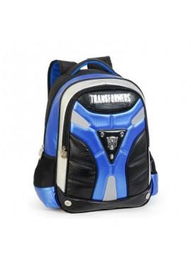Рюкзак школьный Трансформеры  42 см (синий) B0048A