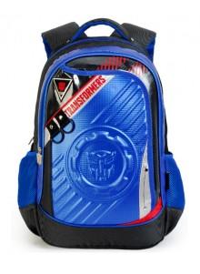 Рюкзак Трансформеры 46 см (синий) B0056A