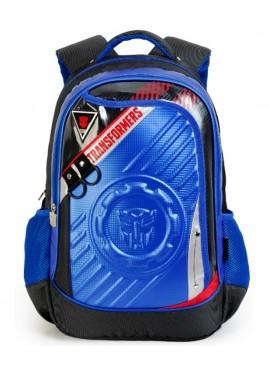 Рюкзак школьный Трансформеры 46 см (синий) B0056A