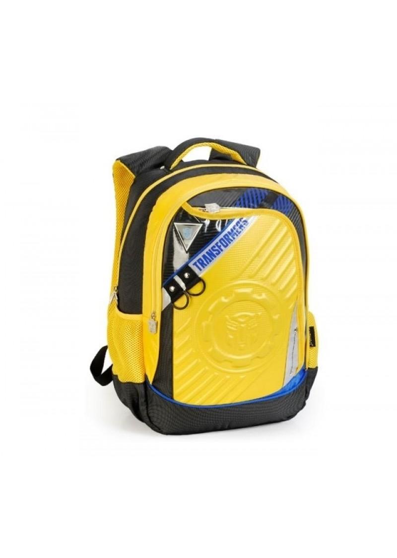 Рюкзак Трансформеры 46 см (желтый) B0056B