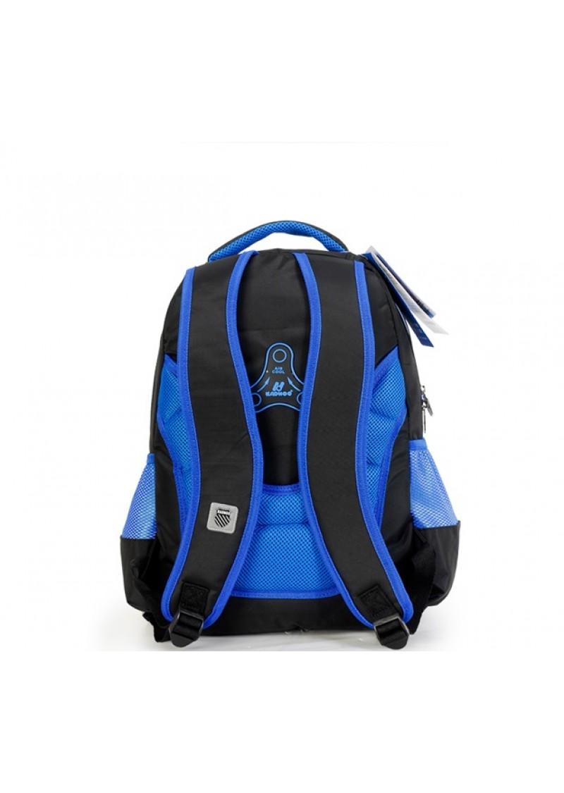 Рюкзак Трансформеры Оптимус Прайм и Бамблби 41 см (синий) B0063A