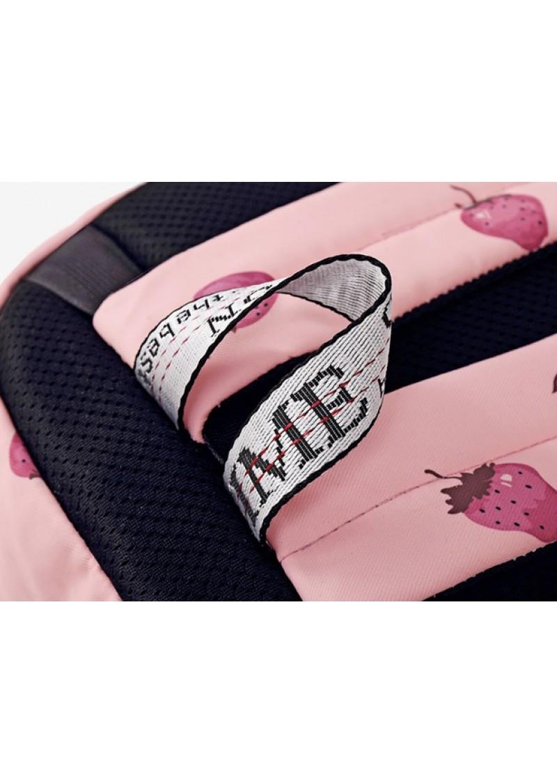 Городской рюкзак женский Winner Земляника 35 см