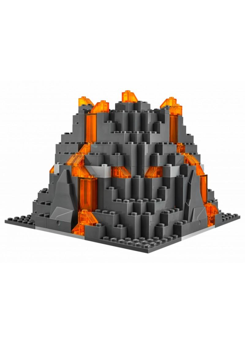 """Конструктор Сити """"База исследователей вулканов"""" Bela 10641 аналог Лего 60124"""