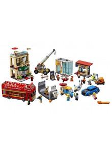 "Конструктор ""Столица"" Lepin 02114 аналог Лего 60200"