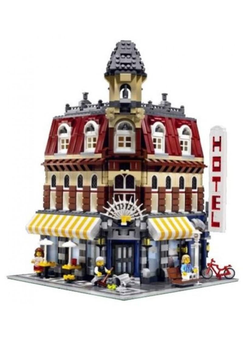 "Конструктор Креатор ""Кафе на Углу"" Lepin 15002 аналог Лего 10182"