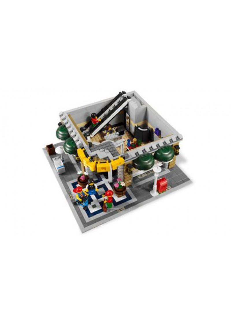 """Конструктор Креатор """"Большой торговый центр"""" Lepin 15005 аналог Лего 10211"""