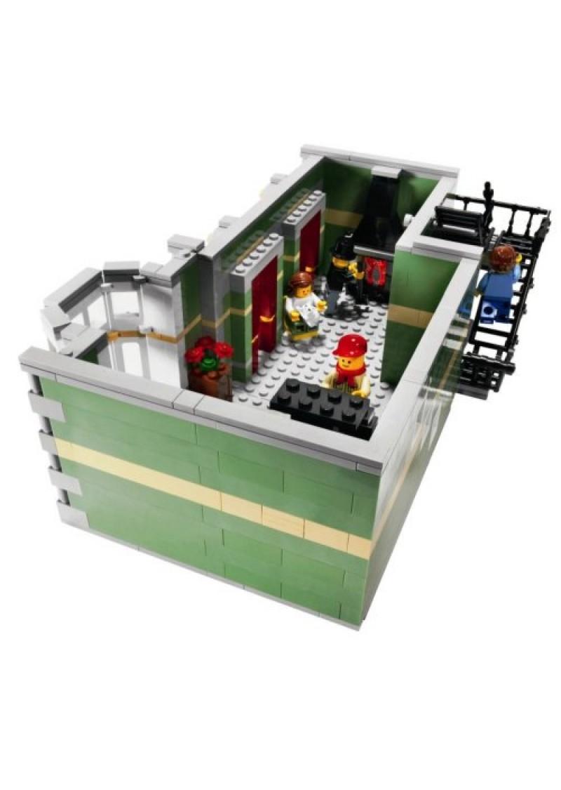 """Конструктор Креатор """"Зеленая Бакалейная Лавка"""" Lepin 15008 аналог Лего 10185"""