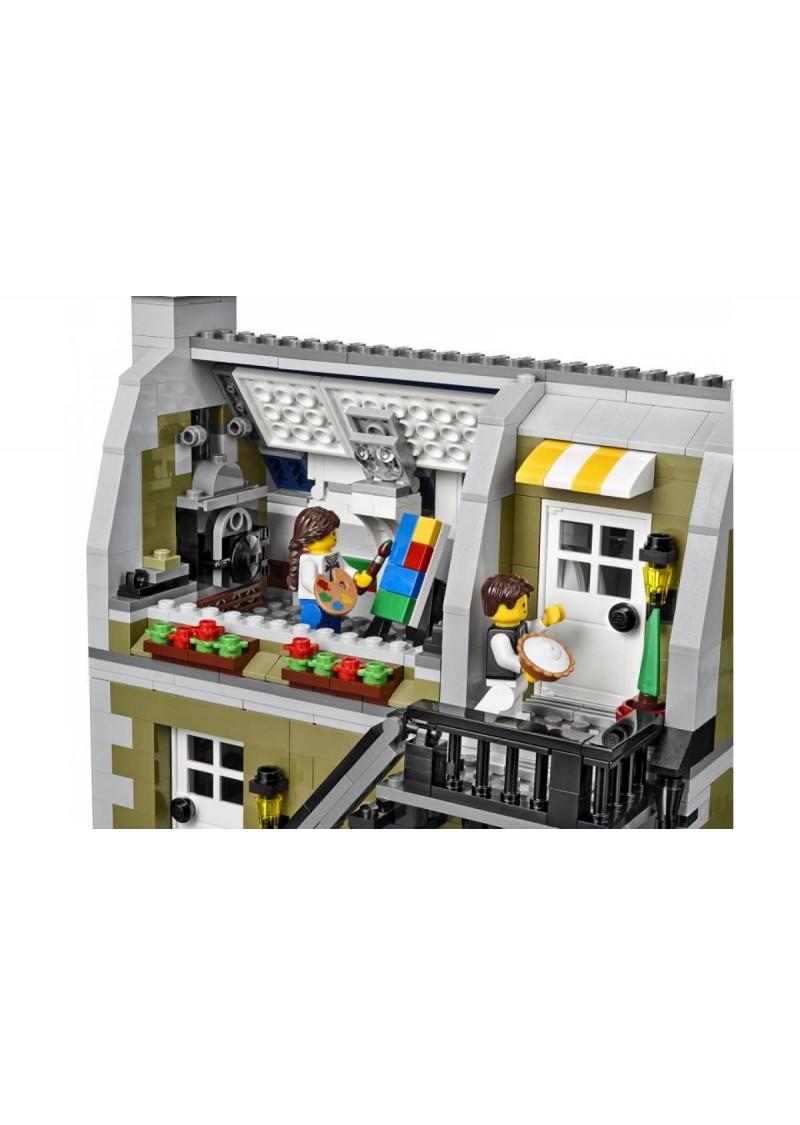"""Конструктор Креатор """"Парижский ресторан"""" Lepin 15010 аналог Лего 10243"""