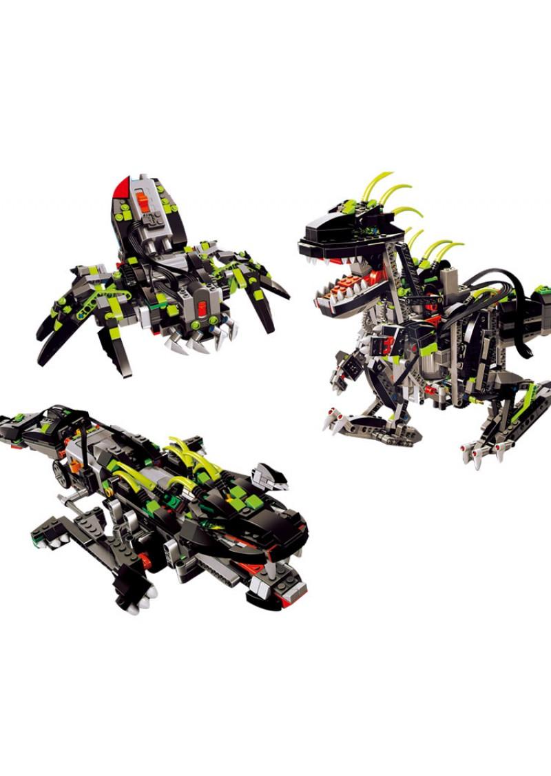 "Конструктор Креатор ""Гигантский динозавр "" Lepin 24010 аналог Лего 4958"