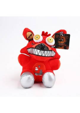 Кошмарный Фокси мягкая игрушка брелок 15 см