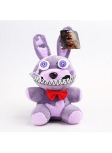 Кошмарный Бонни мягкая игрушка брелок 15 см