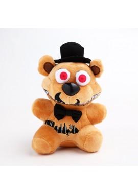 Кошмарный Фредди мягкая игрушка брелок 15 см