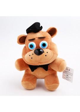 Медведь Фредди мягкая игрушка брелок 15 см