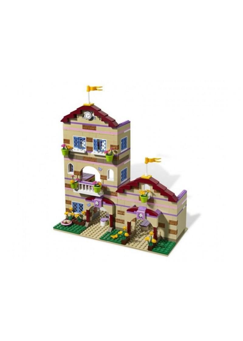 """Конструктор Friends """"Школа верховой езды"""" Bela 10170 аналог Лего 3185"""