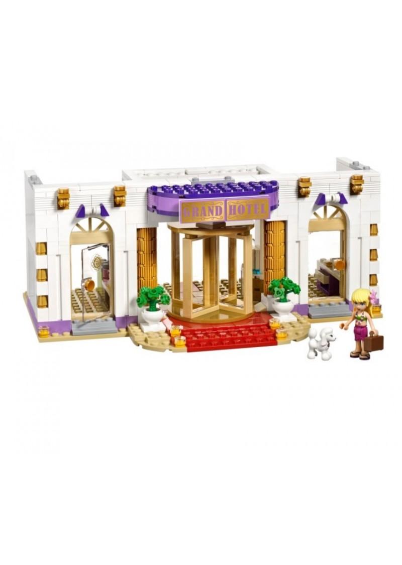 """Конструктор Friends """"Гранд Отель"""" Bela 10547 аналог Лего 41101"""