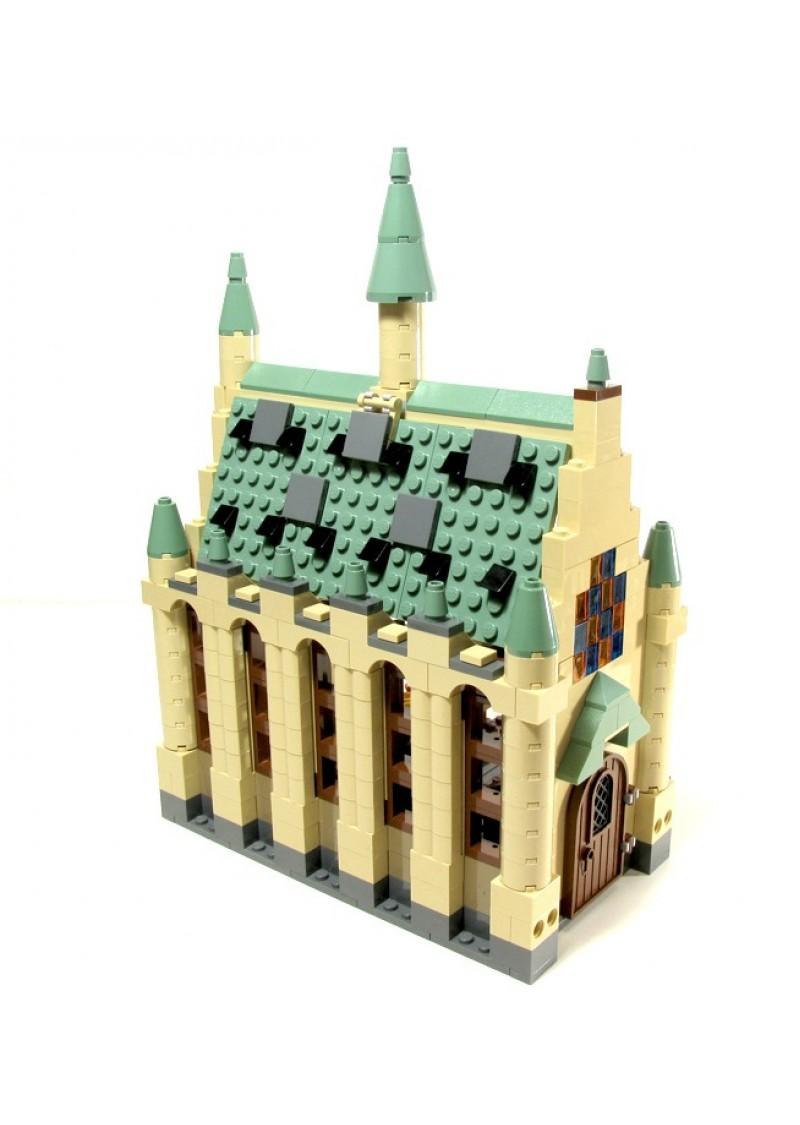 "Конструктор Гарри Поттер ""Большой Замок Хогвартс"" Lepin 16030 аналог Лего 4842"