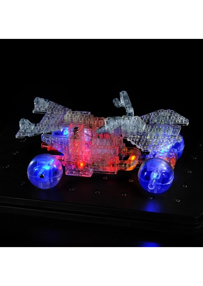 Дракон с 3D панелью конструктор 57 в 1 Арт. 1070