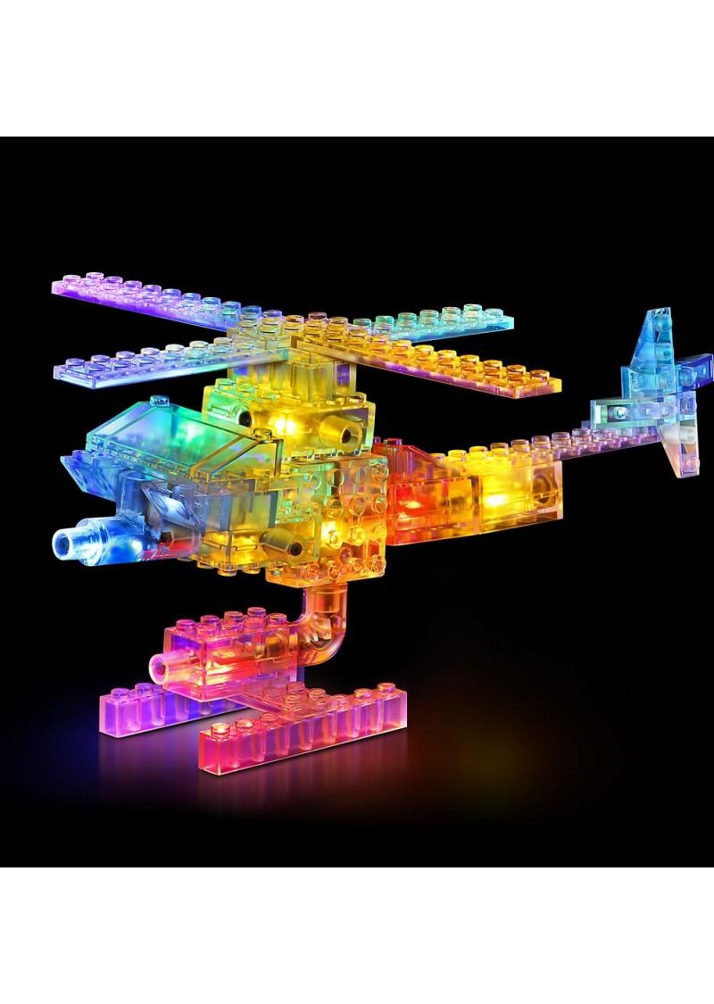 Воздушный транспорт конструктор 8 в 1 Арт. 9005