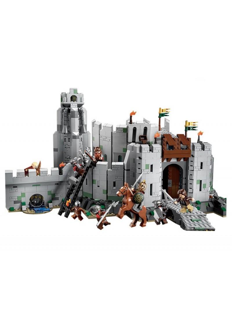 "Конструктор ""Битва за Хельмову Падь"" Властелин Колец Lepin 16013 аналог Lego NINJAGO 9474"