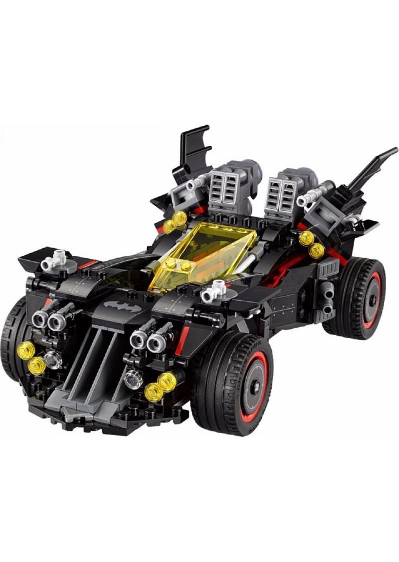"""Конструктор Бэтмен """"Крутой Бэтмобиль"""" Lepin 07077 аналог Лего 70917"""
