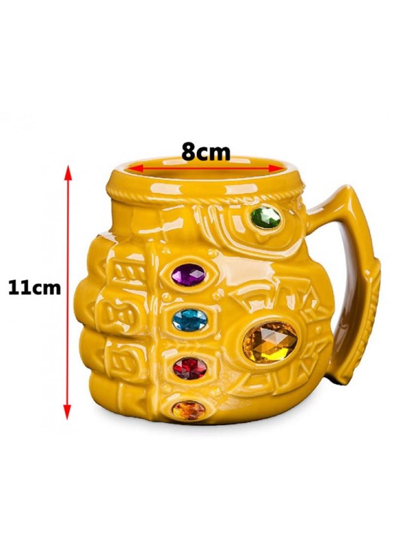 Кружка Перчатка Бесконечности Таноса