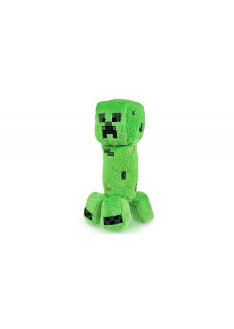 Крипер 19 см мягкая игрушка из Майнкрафт (Minecraft Creeper)