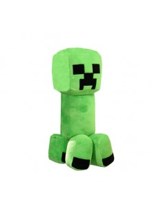Крипер 50 см мягкая игрушка из Майнкрафт (Minecraft Creeper)