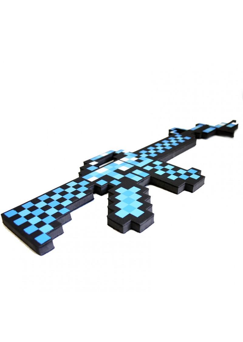 Пиксельный алмазный автомат