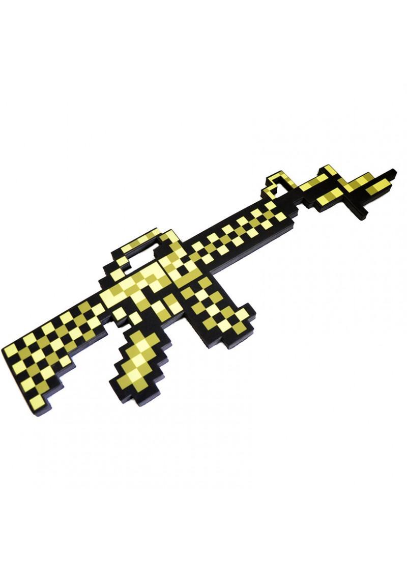 Пиксельный золотой автомат