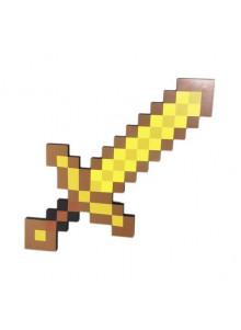 Золотой меч Майнкрафт