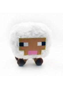 Овца 15 см мягкая игрушка из Майнкрафт (Minecraft )